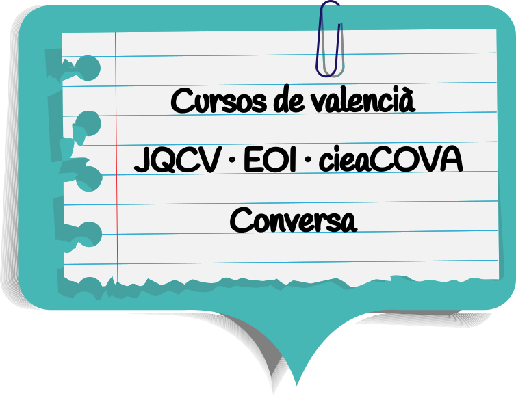 Etiqueta valenciano