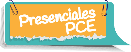 Presenciales PCE