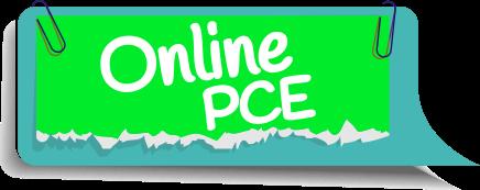 Online PCE